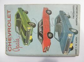 Manual Livro Funcionamento do Opala 68/73